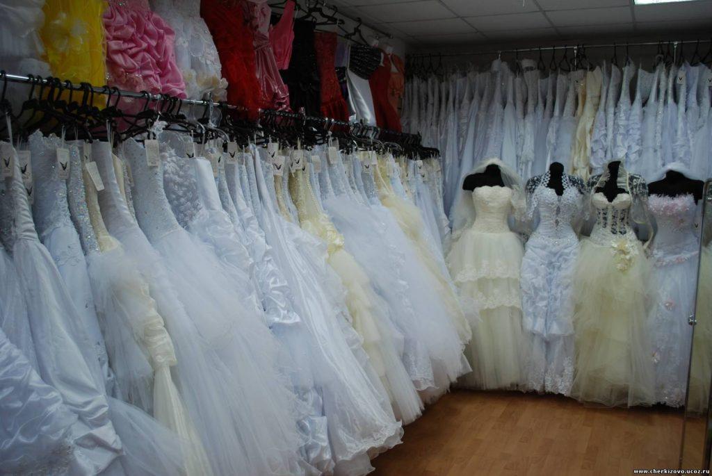 Свадебные платья на Садоводе