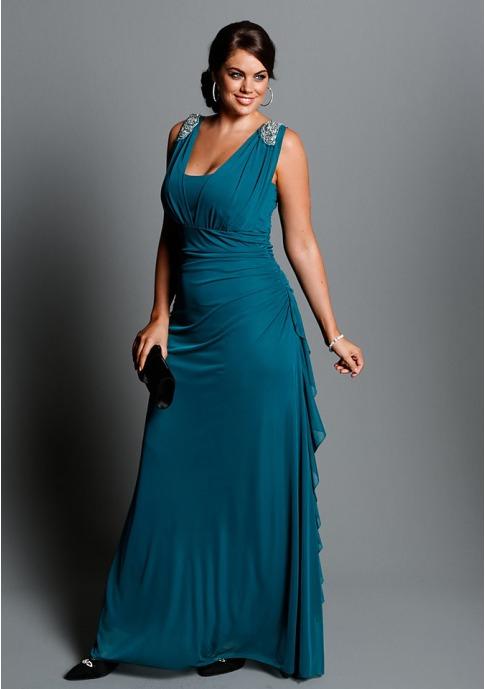 Вечернее платье на Садоводе