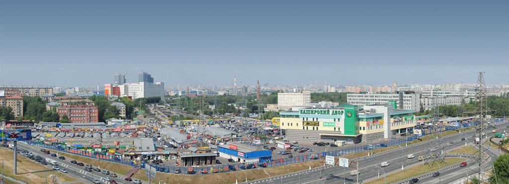 Строительный рынок Каширский Двор 1